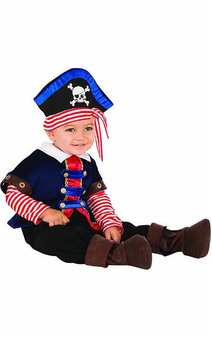 Pirate Boy Toddler Infant Costume