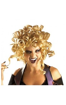 Ghouldilocks Goldilocks Adult Wig