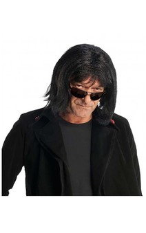 Family Jewels Gene Simmons Adult Wig