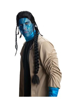 Avatar Jake Sully Costume Wig