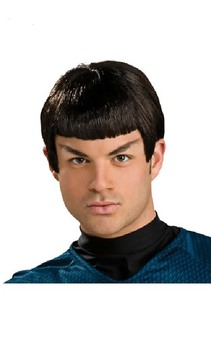 Spock Star Trek Adult Wig
