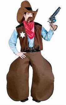 Ole Cowhand Cowboy Adult Costume