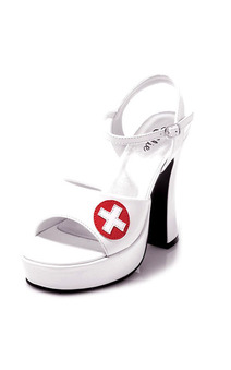 Nurse Betty Adult High Heels