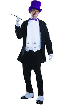 Grand Heritage Adult Penguin Classic Batman Costume