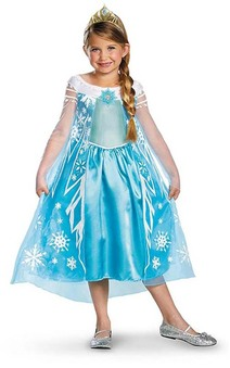 Elsa Deluxe Child & Toddler Costume