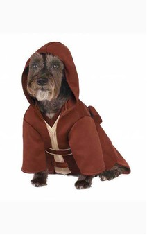Jedi Knight Star Wars Pet Dog Costume