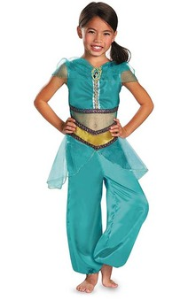 Princess Jasmine Child & Toddler Costume