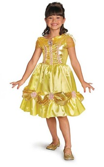 Princess Belle Child & Toddler Costume