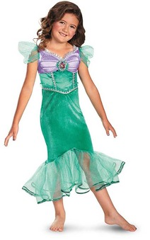 Ariel Mermaid Child & Toddler Costume