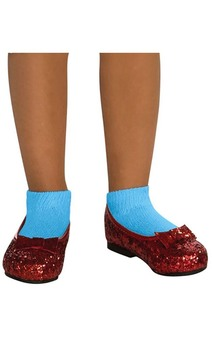 Dorothy Wizard Of Oz Child Sequin Ruby Slipper Shoes