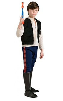 Han Solo Star Wars Child Costume