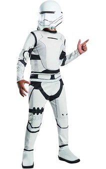 Flametrooper Child Star Wars Ep7 Costume