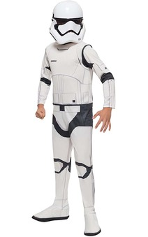 Force Awakens Ep7 Child Stormtrooper Costume