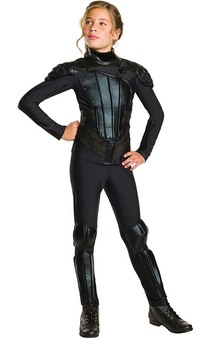 Deluxe Katniss Hunger Games Tween Costume