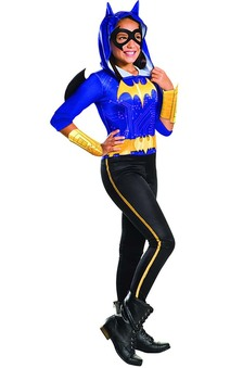 Dc Super Hero Batgirl Child Costume