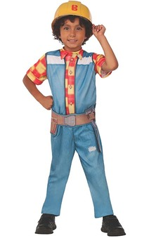 Bob The Builder Child Costume