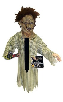 Leatherface Hanging Puppet Decoration Party Prop