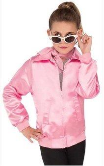 Pink Ladies Grease Child Jacket