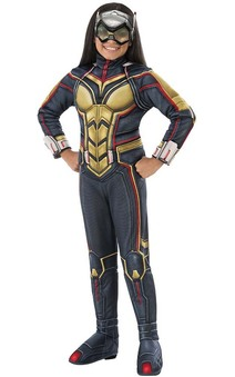 Deluxe Wasp Marvel Child Ant-man Costume