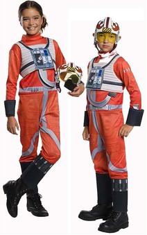 Classic Star Wars X-wing Fighter Pilot Costume