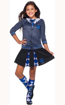 Ravenclaw Harry Potter Costume Top