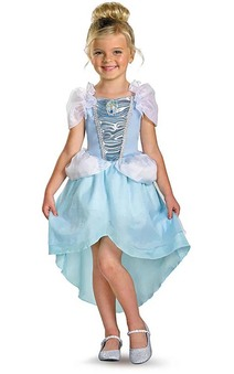 Cinderella Child Dress