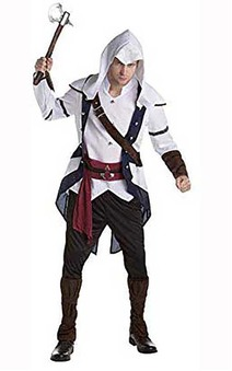 Assassin Creed Connor Adult Costume