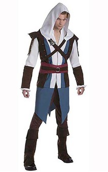 Assassins Creed Edward Kenway Adult Costume
