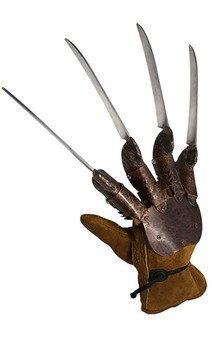 Freddy Krueger Nightmare Of Elm Street Adult Glove