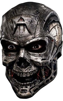 Armageddon Adult Latex Mask
