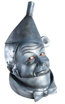 Wizard Of Oz Tin Man Latex Mask