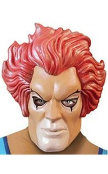 Lion O Thundercats Latex Adult Mask