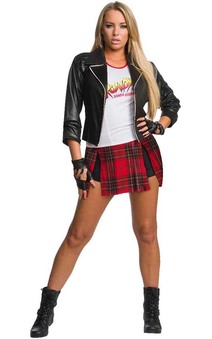 Rowdy Ronda Rousey Wwe Adult Costume