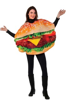 Burger Adult Costume