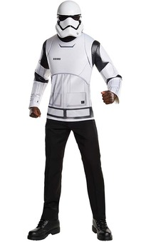 Adult Stormtrooper Star Wars Costume Kit