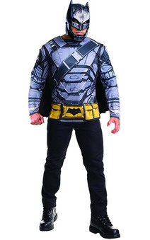 Armored Adult Batman Dawn Of Justice Costume T-shirt
