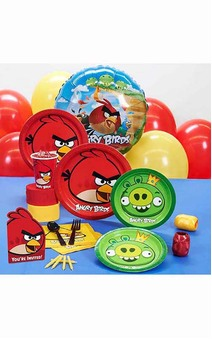 Angry Birds 16 Person Party Pack
