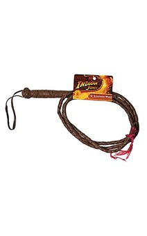 Indiana Jones Costume Whip