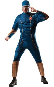Deluxe Cyclops X-men Adult Costume