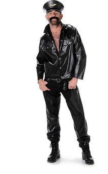 Village People Biker Adult Costume
