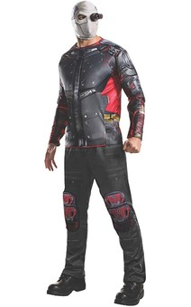 Deluxe Deadshot Adult Costume
