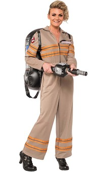 Deluxe Ghostbuster Adult Costume