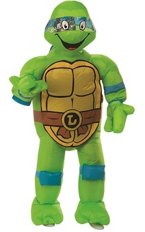 Inflatable Leonardo Teenage Mutant Ninja Turtles Adult Costume