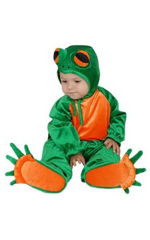 Little Frog Newborn / Infant Costume