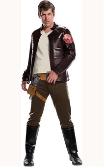 Deluxe Poe Dameron The Last Jedi Adult Costume