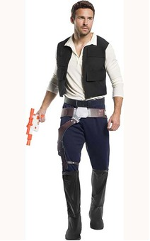 Han Solo Adult Deluxe Star Wars Costume