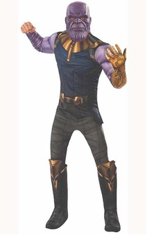 Deluxe Thanos Infinity War Adult Costume