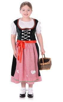 Gretel Child Oktoberfest Costume