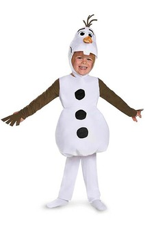 Olaf Frozen Toddler & Child Costume