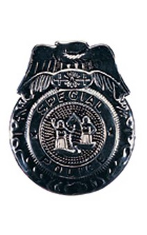 Special Police Badge Accessory